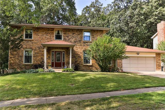 5825 Cinnamon Tree Lane, St Louis, MO 63129 (#20066561) :: The Becky O'Neill Power Home Selling Team
