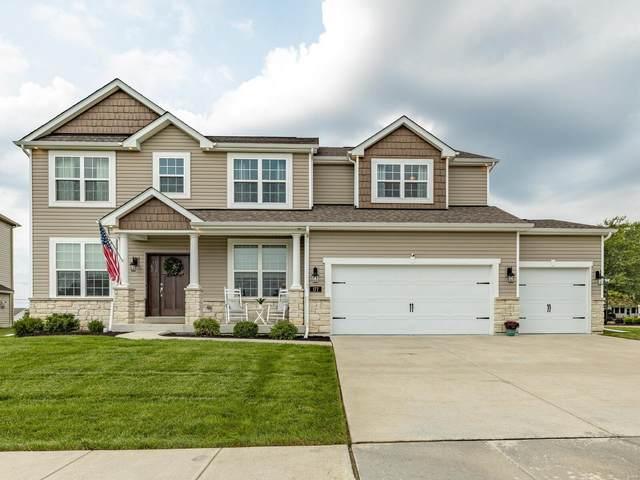 177 Oakhurst Drive, O'Fallon, MO 63368 (#20066593) :: Kelly Hager Group | TdD Premier Real Estate