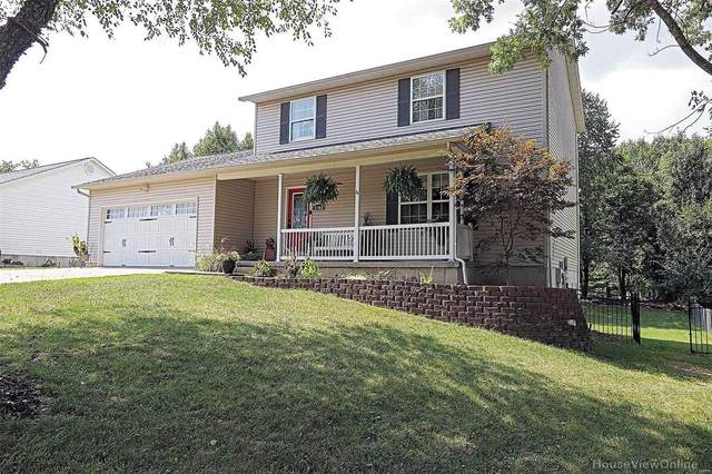 1101 Emily Court, Cape Girardeau, MO 63701 (#20066655) :: Clarity Street Realty