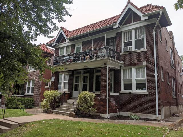 4962 Lindenwood Avenue, St Louis, MO 63109 (#20066663) :: Parson Realty Group