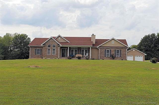 4817 Pine Creek Drive, Farmington, MO 63640 (#20066697) :: Peter Lu Team