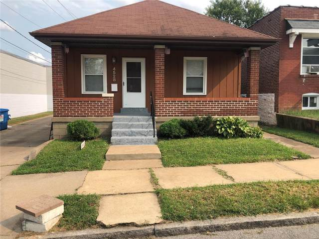 4528 Ray, St Louis, MO 63116 (#20066737) :: The Becky O'Neill Power Home Selling Team