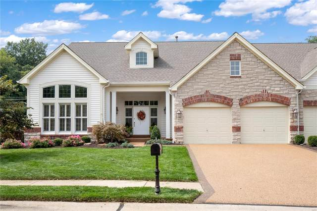759 Stonebluff Court, Chesterfield, MO 63005 (#20066772) :: Clarity Street Realty