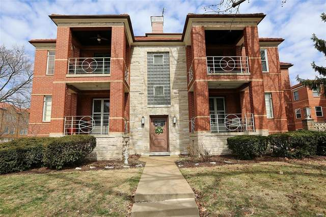 6281 Nottingham Avenue B, St Louis, MO 63109 (#20066789) :: Clarity Street Realty
