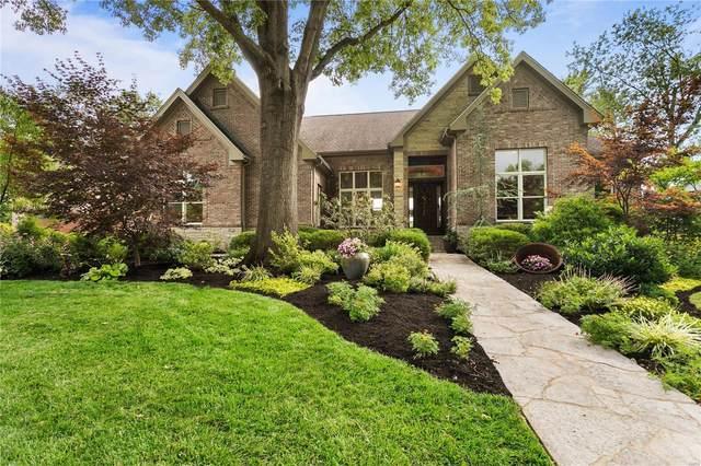 11700 Brookbend Drive, Des Peres, MO 63131 (#20066790) :: Kelly Hager Group | TdD Premier Real Estate