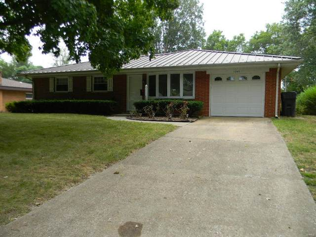 1245 Express Drive, Belleville, IL 62223 (#20066862) :: Parson Realty Group
