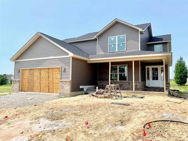 856 Bridgeway Drive, O'Fallon, IL 62269 (#20066867) :: PalmerHouse Properties LLC