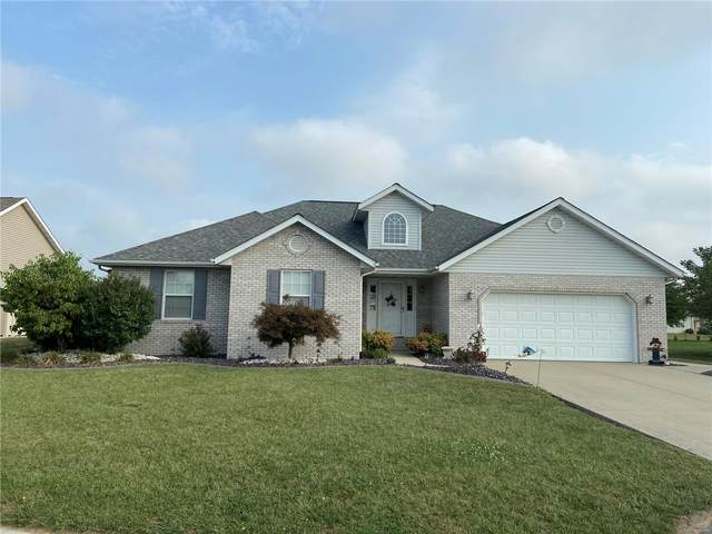 9455 Tudor Lane, BREESE, IL 62230 (#20066899) :: Clarity Street Realty
