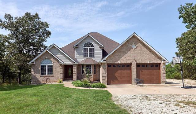 883 Forest Meadow View, Leslie, MO 63056 (#20066904) :: The Becky O'Neill Power Home Selling Team