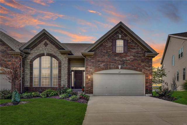 117 Kendall Bluff, Chesterfield, MO 63017 (#20066938) :: Parson Realty Group