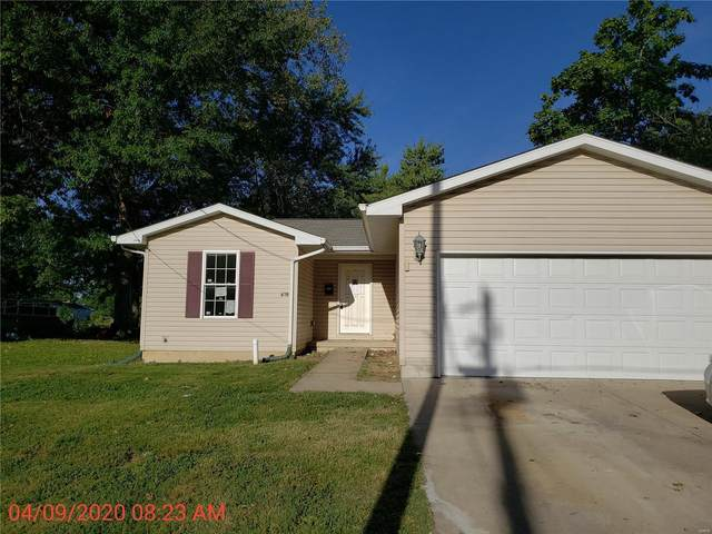 618 Cleveland, Jerseyville, IL 62052 (#20066939) :: Clarity Street Realty