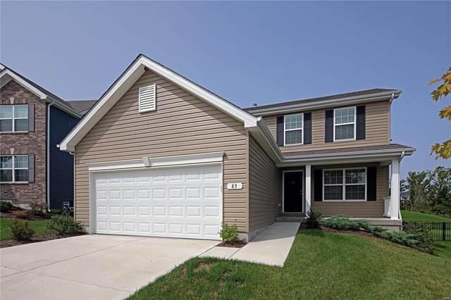 85 Hidden Bluffs Drive, Lake St Louis, MO 63367 (#20066974) :: The Becky O'Neill Power Home Selling Team