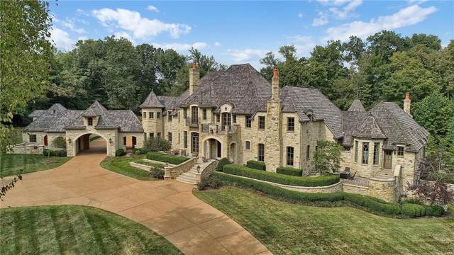 9847 Litzsinger Road, St Louis, MO 63124 (#20066984) :: Kelly Hager Group | TdD Premier Real Estate