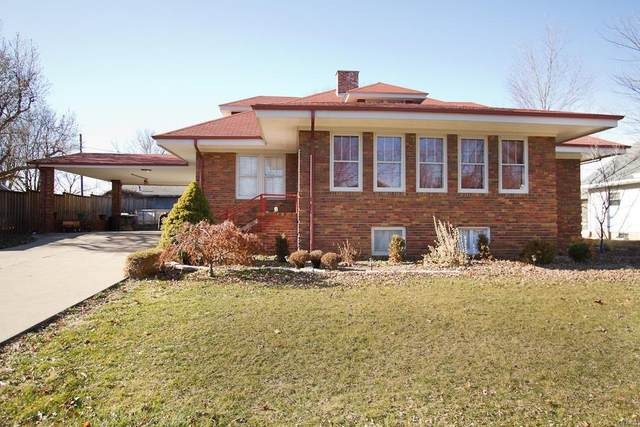412 N High St, Bowling Green, MO 63334 (#20066993) :: The Becky O'Neill Power Home Selling Team