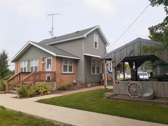 103 Cherry, CAMPBELL HILL, IL 62916 (#20067000) :: Clarity Street Realty