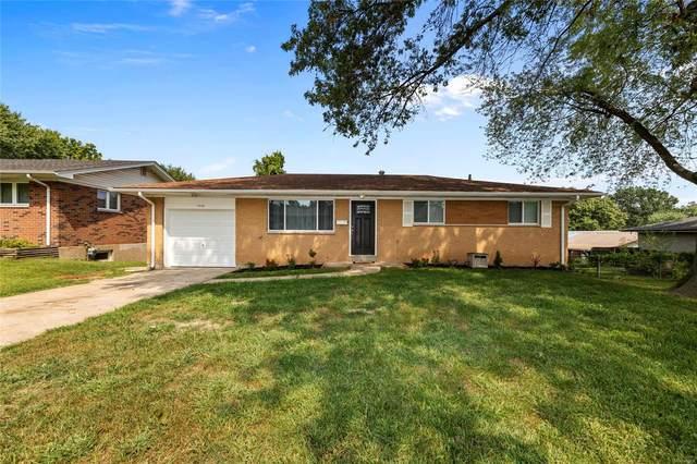 1445 Miller Dr, Florissant, MO 63031 (#20067009) :: Kelly Hager Group | TdD Premier Real Estate
