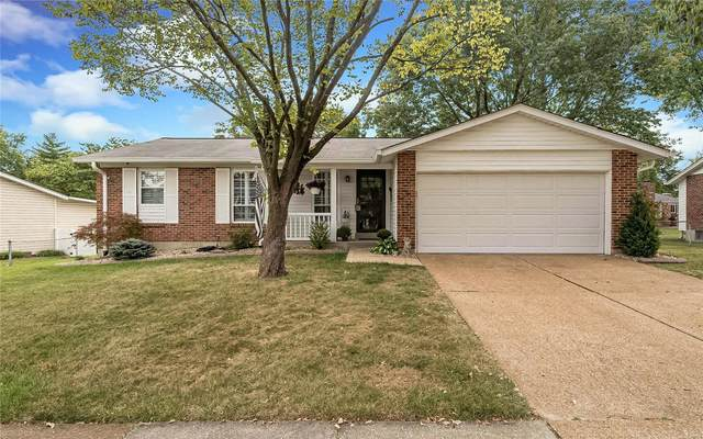 4474 Firelight Drive, St Louis, MO 63129 (#20067014) :: Clarity Street Realty