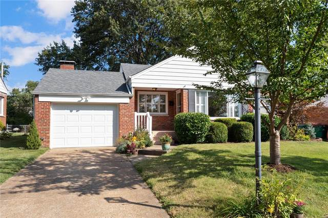 215 Sunningwell Drive, St Louis, MO 63119 (#20067100) :: Clarity Street Realty