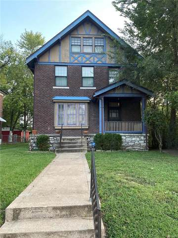 6016 Enright Avenue, St Louis, MO 63112 (#20067127) :: Kelly Hager Group | TdD Premier Real Estate