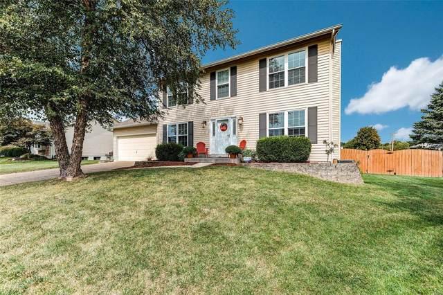 7201 Cinnamon Teal Drive, O'Fallon, MO 63368 (#20067168) :: Kelly Hager Group | TdD Premier Real Estate
