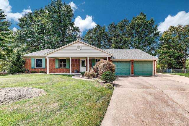 1544 La Dina Pl, Ellisville, MO 63011 (#20067171) :: The Becky O'Neill Power Home Selling Team