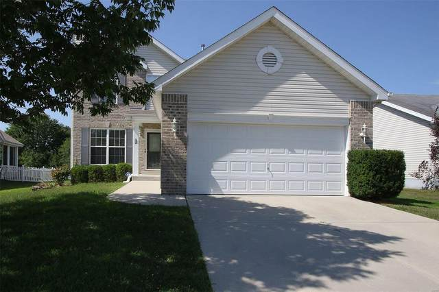 2808 Smokehouse Way, Belleville, IL 62221 (#20067184) :: Kelly Hager Group | TdD Premier Real Estate