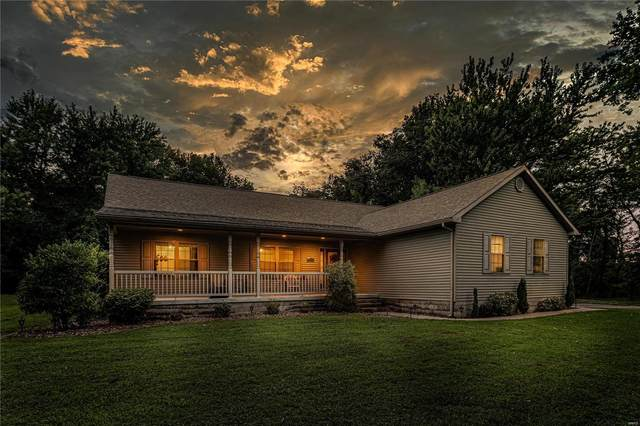 1415 N 8th Street, HERRIN, IL 62948 (#20067186) :: Kelly Hager Group | TdD Premier Real Estate