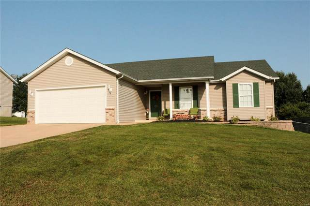 70 Hamlet Drive, Troy, MO 63379 (#20067201) :: The Becky O'Neill Power Home Selling Team
