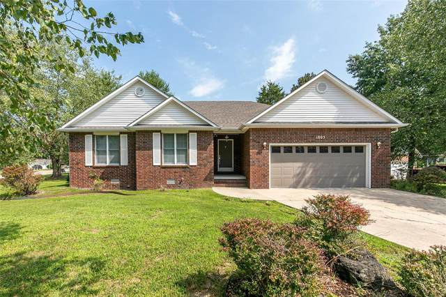 1805 Whispering Oaks, Poplar Bluff, MO 63901 (#20067202) :: Clarity Street Realty