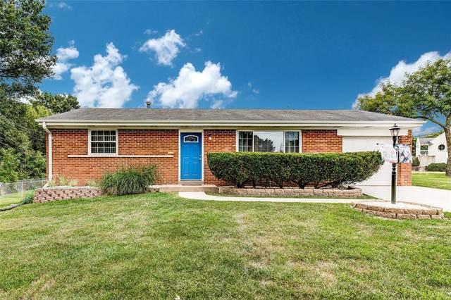 9448 Pancho Drive, St Louis, MO 63123 (#20067220) :: Matt Smith Real Estate Group