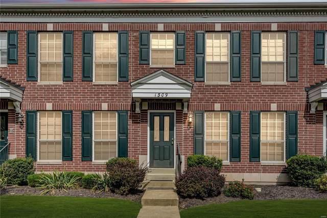 1309 Parkview Estates, Ellisville, MO 63021 (#20067239) :: St. Louis Finest Homes Realty Group