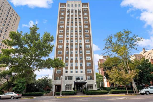 4440 Lindell Boulevard 1L, St Louis, MO 63108 (#20067252) :: The Becky O'Neill Power Home Selling Team