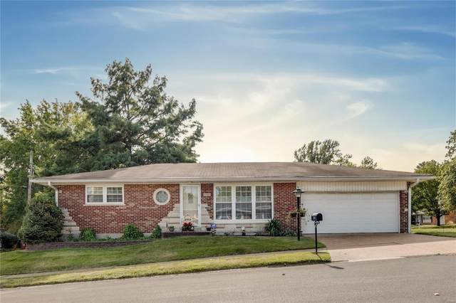 1301 Dalcrest Lane, St Louis, MO 63126 (#20067277) :: Clarity Street Realty