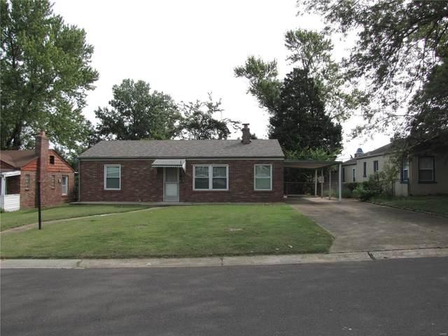 9338 Radio Drive, St Louis, MO 63123 (#20067281) :: Matt Smith Real Estate Group
