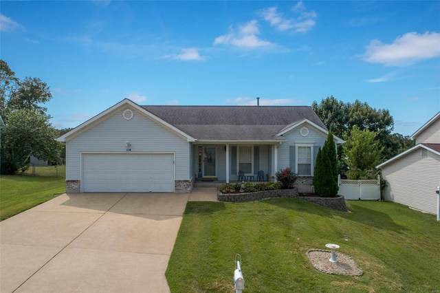 114 Greenbrier Boulevard, Festus, MO 63028 (#20067289) :: St. Louis Finest Homes Realty Group
