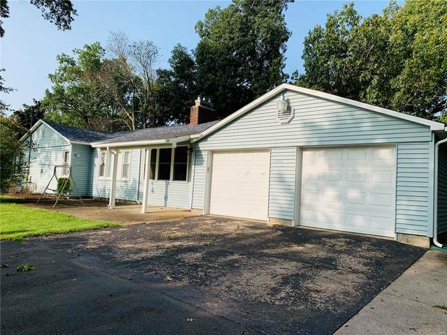401 State Highway 37, WEST FRANKFORT, IL 62896 (#20067290) :: Clarity Street Realty