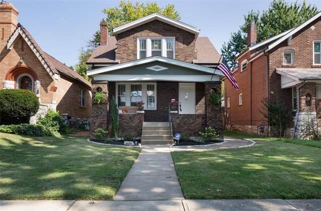 4137 Toenges Avenue, St Louis, MO 63116 (#20067301) :: Peter Lu Team