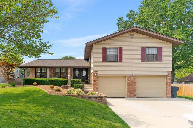1407 Ticonderoga Drive, Saint Peters, MO 63376 (#20067304) :: The Becky O'Neill Power Home Selling Team