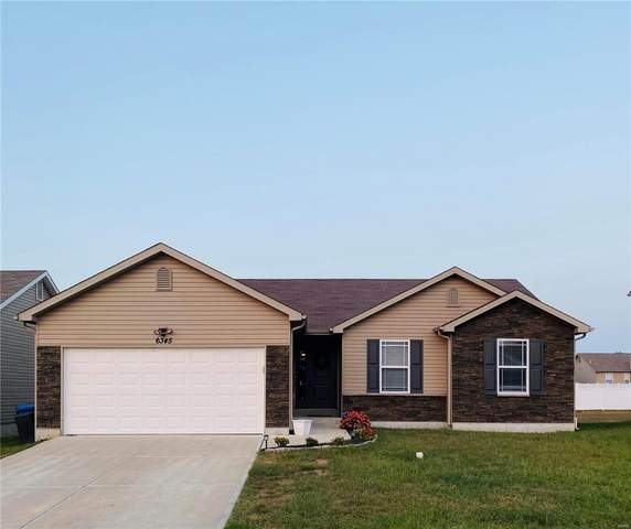 6345 Twin Springs Boulevard, Cedar Hill, MO 63016 (#20067305) :: Kelly Hager Group | TdD Premier Real Estate