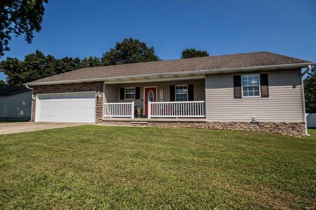 321 Murfield Drive, Poplar Bluff, MO 63901 (#20067320) :: The Becky O'Neill Power Home Selling Team