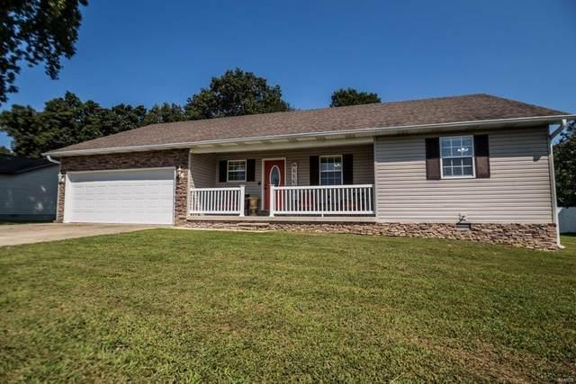 321 Murfield Drive, Poplar Bluff, MO 63901 (#20067320) :: Kelly Hager Group | TdD Premier Real Estate