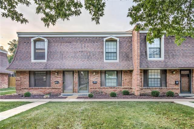 1857 Mansard, St Louis, MO 63125 (#20067347) :: Kelly Hager Group | TdD Premier Real Estate