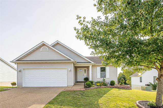 5257 Woosencraft Drive, Wentzville, MO 63385 (#20067376) :: The Becky O'Neill Power Home Selling Team
