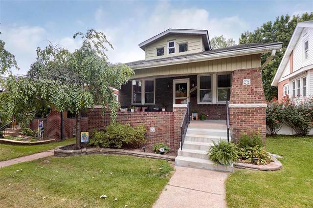 6932 Marquette Avenue, St Louis, MO 63139 (#20067377) :: Kelly Hager Group | TdD Premier Real Estate