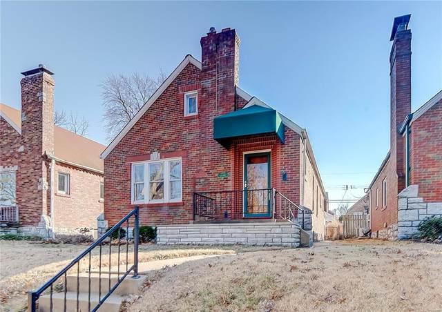 6648 Lindenwood Place, St Louis, MO 63109 (#20067386) :: Kelly Hager Group   TdD Premier Real Estate