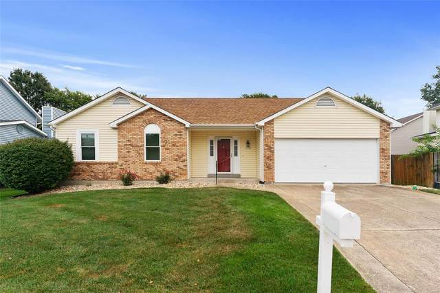 1196 Colby Court, Saint Peters, MO 63376 (#20067414) :: The Becky O'Neill Power Home Selling Team