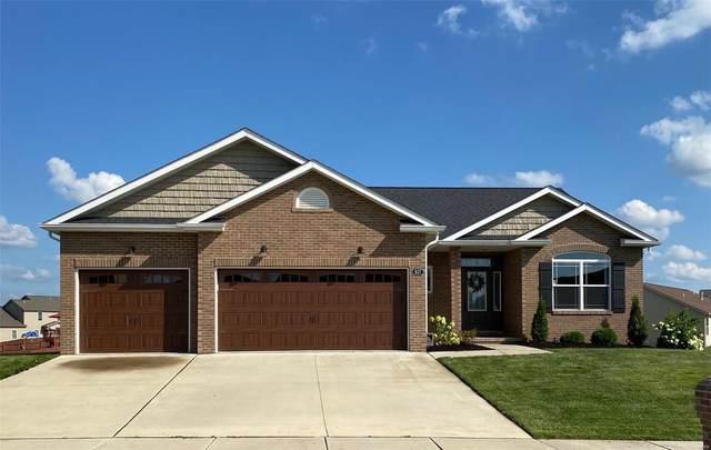 937 Stone Briar Drive, O'Fallon, IL 62269 (#20067445) :: Kelly Hager Group | TdD Premier Real Estate