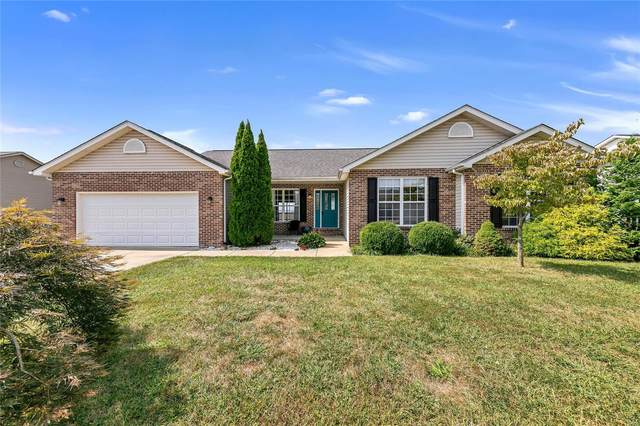 317 Liberty Court, Waterloo, IL 62298 (#20067458) :: The Becky O'Neill Power Home Selling Team