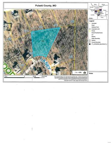 0 Laney Lot 37, Waynesville, MO 65583 (MLS #20067476) :: Century 21 Prestige