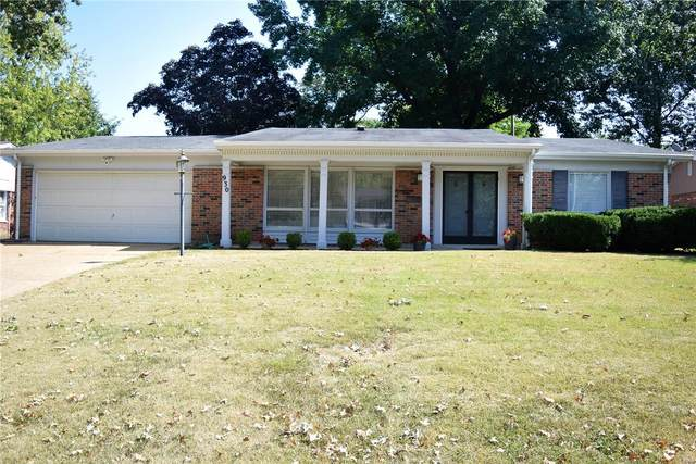 930 Saddle Drive, Florissant, MO 63033 (#20067481) :: RE/MAX Vision